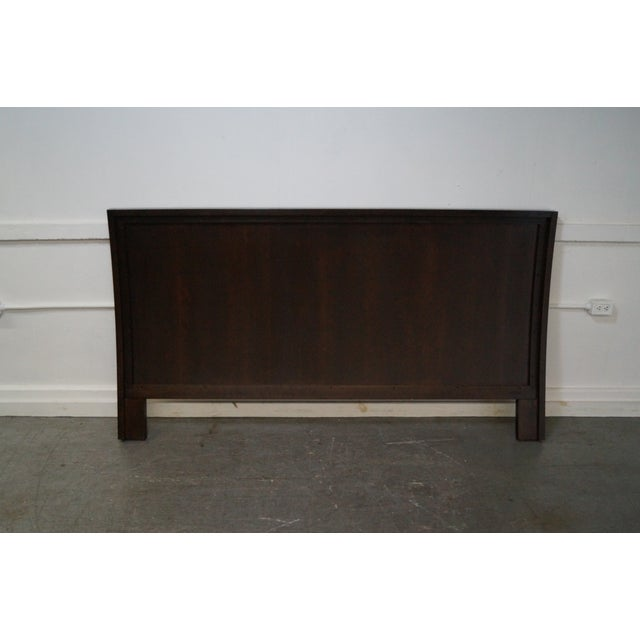 Stickley Tribeca Cherry California King Size Bed - Image 4 of 10