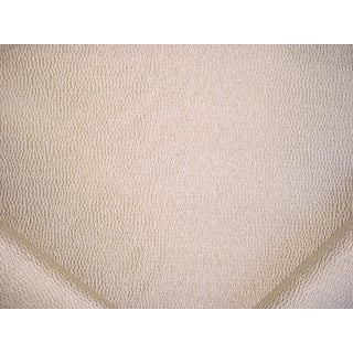 Kravet New Destination Chardonnay Jacquard Upholstery Fabric - 3-1/8 Yards For Sale