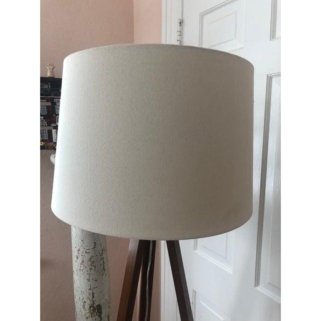 Industrial Surveyors Floor Lamp For Sale - Image 11 of 13