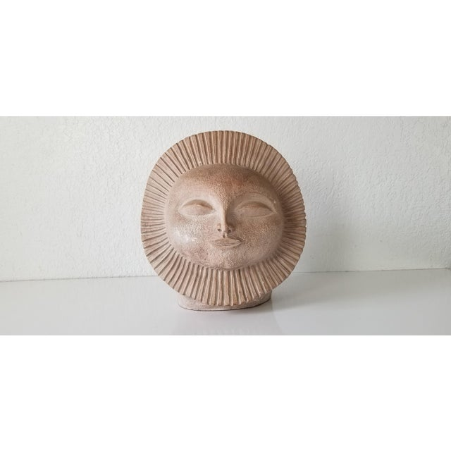 1969 Vintage Sun Sculpture by Paul Bellardo For Sale - Image 12 of 12