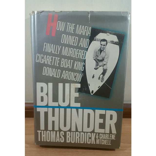 A book about how the mafia owned and finally murdered Cigarette boat king Donald Aronow. Publishers are Simon and Schuster...