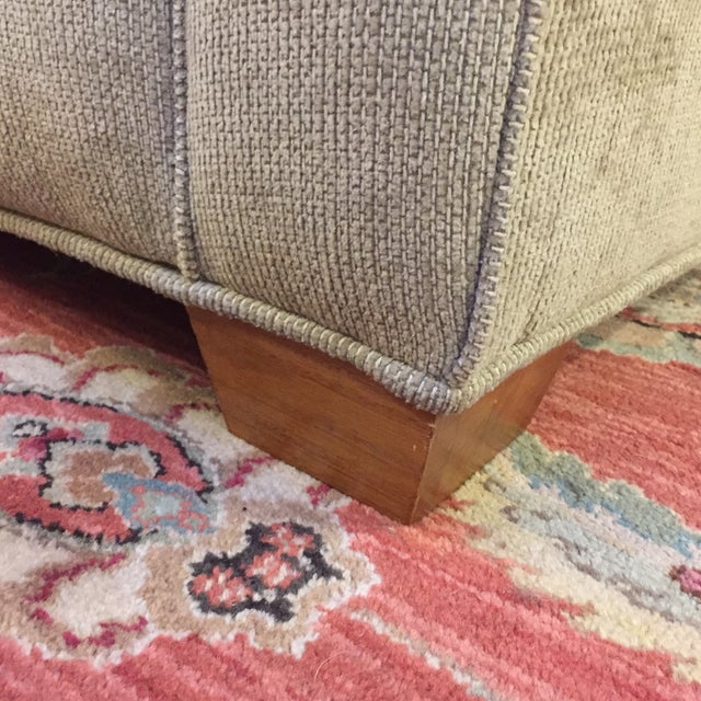Textured Sage Love Seat - Image 5 of 9