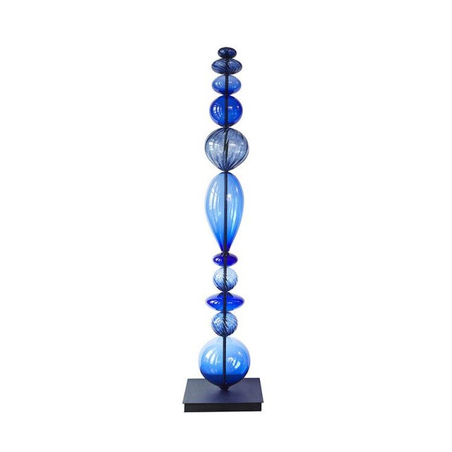 Our Glass Towers were intellectually conceived as vertical timelines with each sphere representing a time period or...