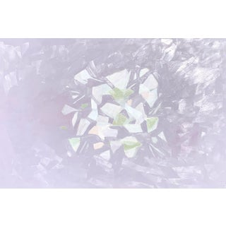 Contemporary Statement Painting, Untitled (Lavender) by Taelor Fisher For Sale