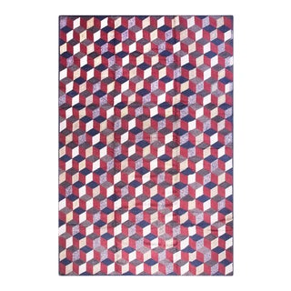 American Hooked Rug For Sale