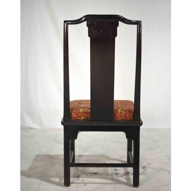1970s Chinoiserie Raymond Sobota Asian Dining Chairs by Century - Set of 8 For Sale - Image 10 of 12