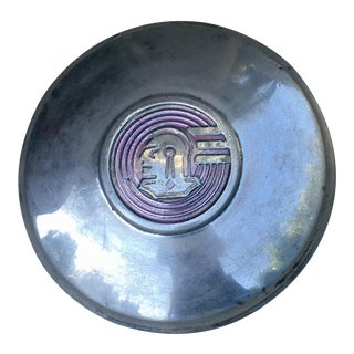 Decorative Wall Accent Vintage Pontiac Chieftain Hubcap