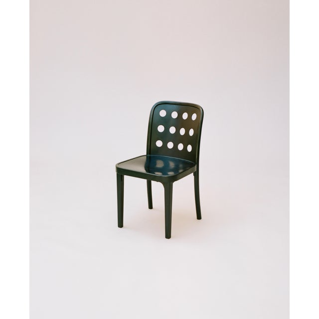 Early 20th Century Josef Hoffmann & Oswald Haerdtl, Side Chairs, C. 1928 For Sale - Image 5 of 5