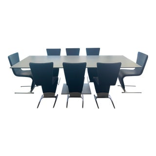 Roche Bobois Nephtis Dining Set For Sale