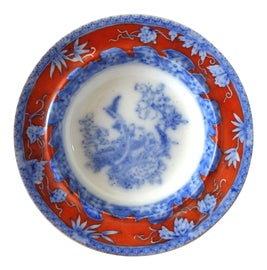 Image of Ironstone Decorative Plates