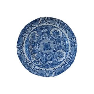 1820s Spode Net Pattern Staffordshire Plate