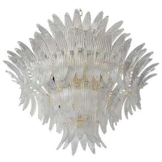 Tropicale Palmette Chandelier by Fabio Ltd For Sale