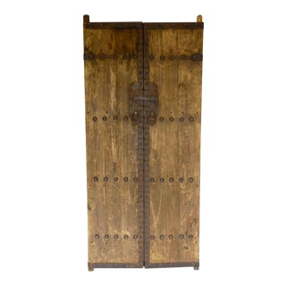 Early 19th Century Japanese Doors For Sale