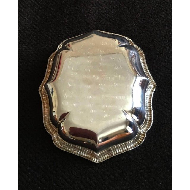 Silver Plate, 1978 For Sale - Image 5 of 6