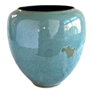 Tourmaline #5 Ceramic Vessel by Thom Lussier For Sale