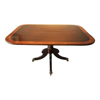 George III Mahogany Breakfast Table