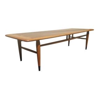 Mid-Century Modern Lane Acclaim Coffee Table For Sale