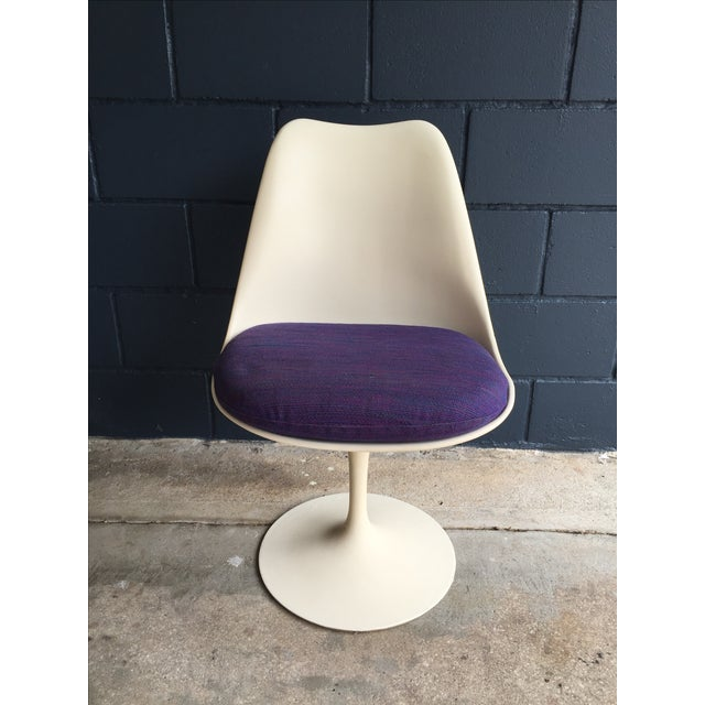 Knoll Saarinen Tulip Chairs - Set of 7 - Image 7 of 11