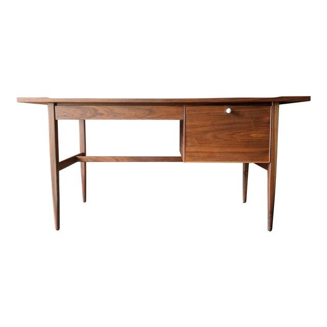 Mid Century Drexel Declaration Desk by Kipp Stewart For Sale