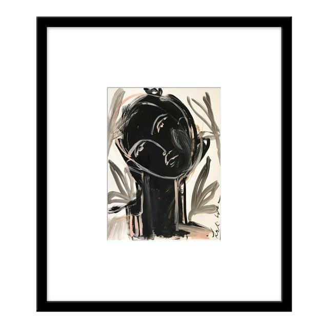 "Medium ""Sansa"" Print by Leslie Weaver, 20"" X 23"" For Sale"