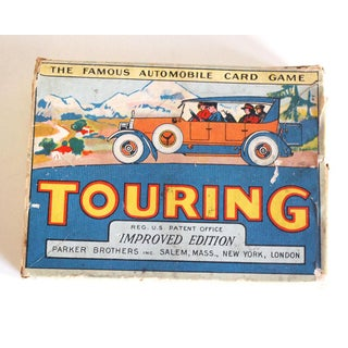 1920s Touring Card Game