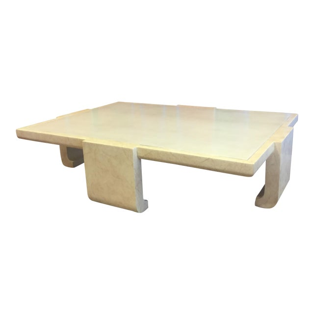 Alessandro for Baker Furniture Coffee Table - Image 1 of 5