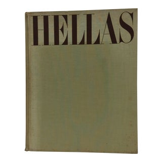 1945 Hellas: A Tribute to Classical Greece Photography For Sale
