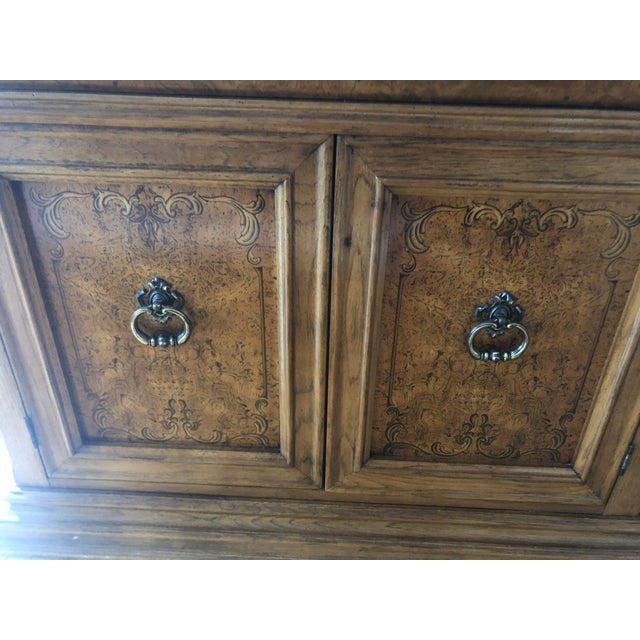 Wood Bernhardt Buffet Server For Sale - Image 7 of 12