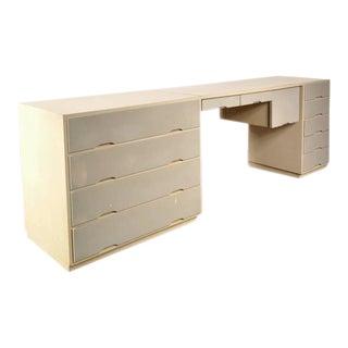 Swedish Desk in the Style of Alvar Aalto, circa 1950s