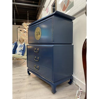 Mid-Century Lacquered Asian Chest Preview