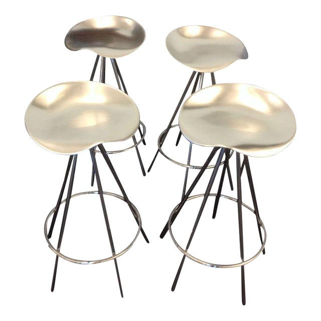 Knoll Jamaica Counter Stools by Pepe Cortes - Set of 4 For Sale