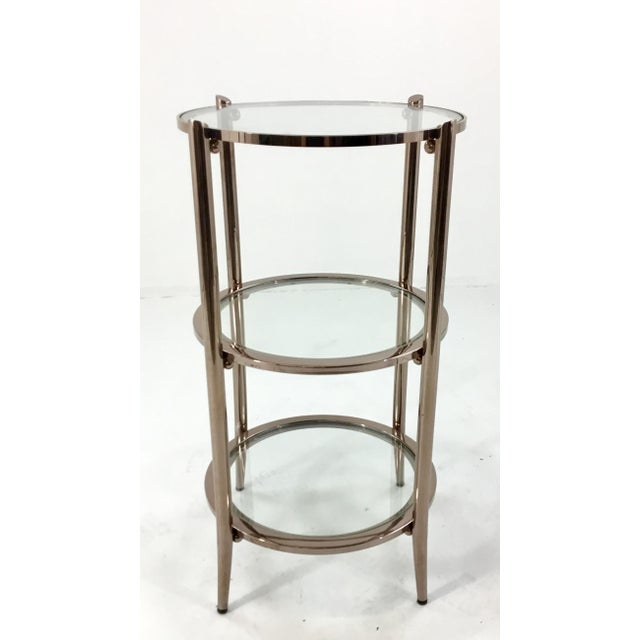 2010s Caracole You Make Me Blush Occasional Table For Sale - Image 5 of 5