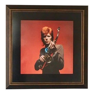 """Pin Ups"" David Bowie by Mick Rock For Sale"