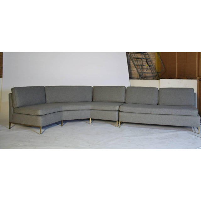 Paul McCobb Three-Piece Sectional Sofa for Directional - Image 5 of 8