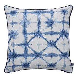 Indigo Blue Cushion For Sale