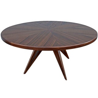 "Adesso Imports ""Star"" Dining Table for Eight For Sale"