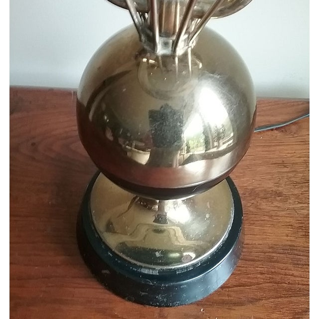 1950s Atomic Table Lamp - Image 5 of 5