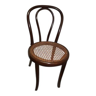 Bentwood & Caning Child's Chair