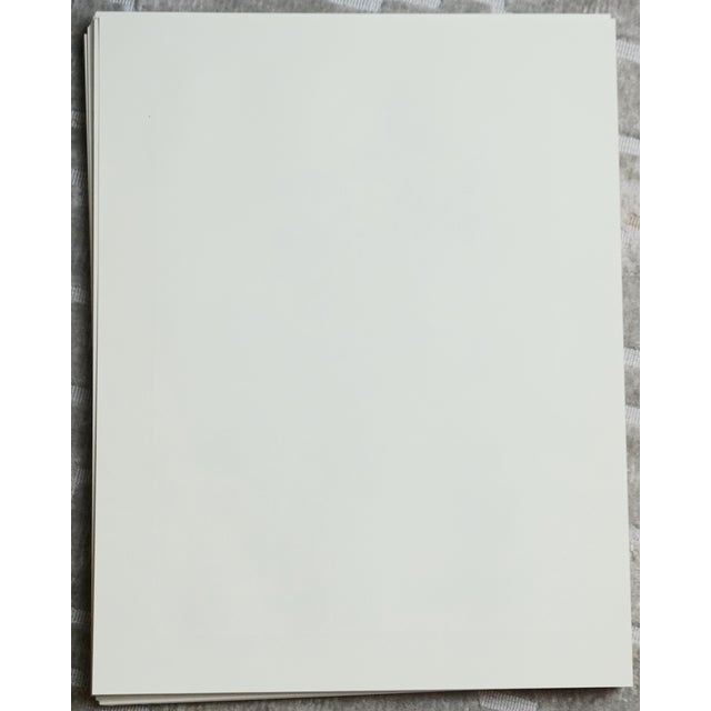 White Roses Botanical Print - Image 4 of 5