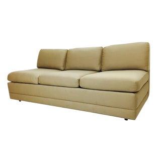 Slipper Sofa by Martin Brattrud For Sale