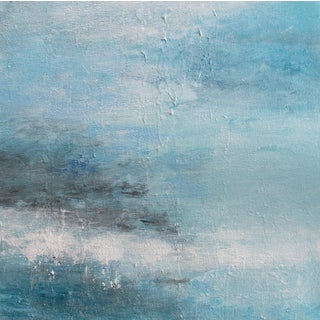 Original Impressionist Abstract Painting For Sale