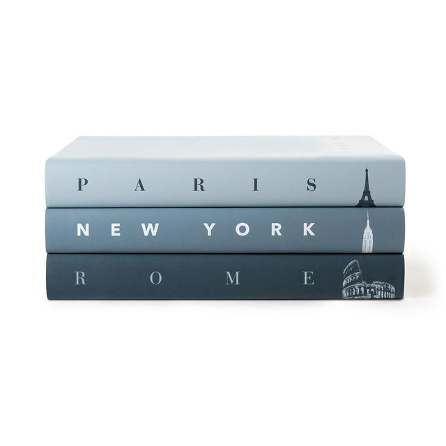 TASCHEN TASCHEN Cities Icons Book Collection - Set of 3 in Mineral For Sale - Image 4 of 4