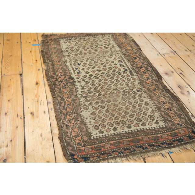 "Antique Belouch Rug - 2'7"" X 4'3"" - Image 3 of 5"