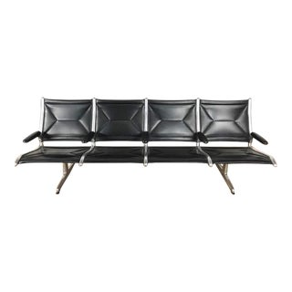 Charles & Ray Eames Tandem Sling Airport Bench