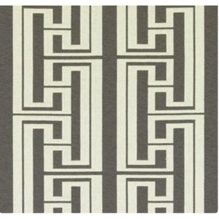 Duralee Graphite Fabric - 1 Yard For Sale