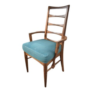 Mid 20th Century Danish Modern Style Arm Chair For Sale