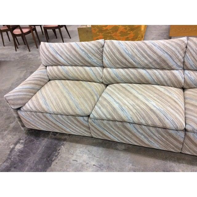 Saporiti Italia Six-Piece Sectional Sofa For Sale - Image 10 of 11