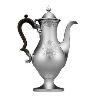 Hester Bateman Georgian Coffee Pot