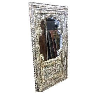 Antique Jharokha Hand Carved Floor Mirror
