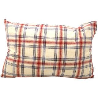 Hmong Homespun Pillow
